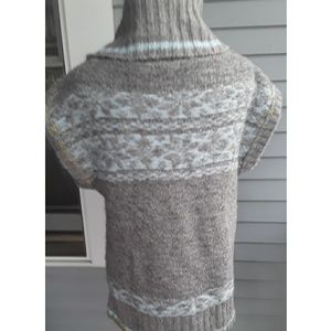 "Free People Sweaters - Free People oversized roomy ""Maiden Cowl Neck""  M"